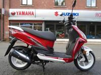 Sym JET 4 50 R 2 Stroke low rate finance available Choice of colours