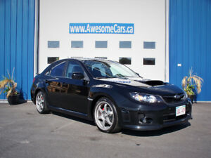 2011 Subaru Impreza WRX  w/Limited Pkg Sedan *SHARP