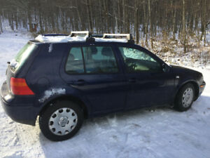 2003 Volkswagen Golf Hatchback