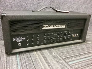 Amplificateur à lampes Traynor 100w / Traynor 100w tube amp
