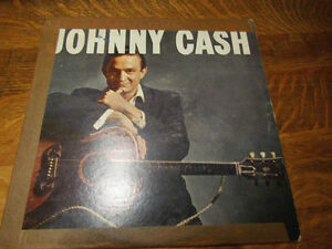 Johnny Cash  33 RPM Debut Album