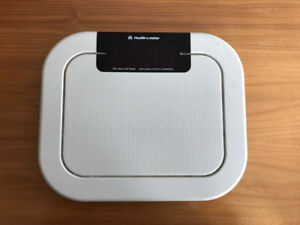Home scale in best conditions