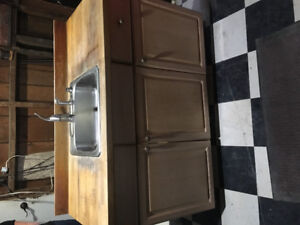 Sink and counter need gone today $50