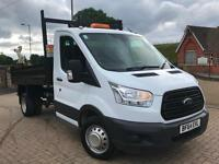 2014 64 Ford Transit Tipper 125 Ps New Shape