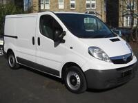 2009 VAUXHALL VIVARO SWB 2.0CDTI 2.7t Diesel Van