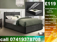 Amazing Offer DOUBLE storage leather Base / Bedding