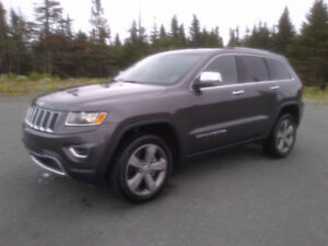 2016 Jeep Grand Cherokee Limited SUV, Crossover