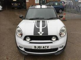 2011 MINI Countryman 2.0 Cooper SD ALL4 5dr