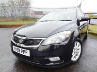 2009 Kia ceed 1.6TD (88bhp) EcoDynamics - One Prev Owner - KMT Cars