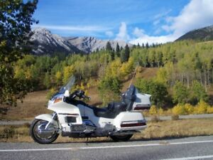 1993 Goldwing GL1500 SE excellent condition Low kms