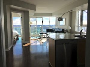 TENTATIVELY RENTED -Executive Penthouse Condo with Soaring Views
