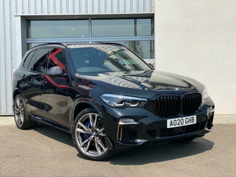 BMW X5 2020 xDrive M50d 5dr Auto SUV   in Kings Lynn ...