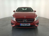 2014 MERCEDES-BENZ A180 SE ECO CDI DIESEL 1 OWNER SERVICE HISTORY FINANCE PX