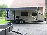 *************kodiak travel trailer never used ******************