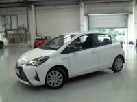 2018 Toyota Yaris 1.5 VVT-h Active E-CVT (s/s) 5dr