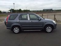 "HONDA CR-V 2.2i CTDi EXECUTIVE 2007 ""07"" REG 155,000 MILES 2 OWNERS"