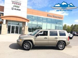 2008 Jeep Patriot Sport  ACCIDENT FREE, LOCAL TRADE, JEEP DEALER
