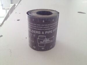 Welder and Pipefitter Wrap-A-Round