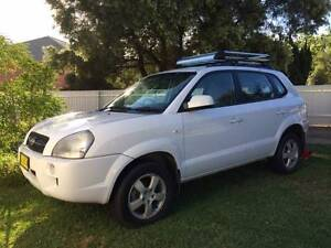 2008 Hyundai Tucson Wagon Wagga Wagga Wagga Wagga City Preview