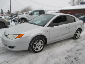 2004 Saturn Ion Coupe - 135k & Great Condition