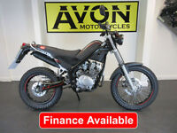 RIEJU TANGO 125, LEARNER LEGAL MOTORCYCLE, SUPERMOTO/ENDURO - USED