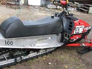 Polaris Snowmobile For Sale Prince George British Columbia image 4