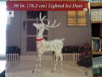 Lighted Deer