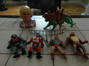 He-Man 80's toys