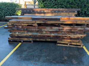 Commercial Building Lumber