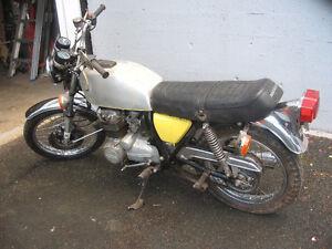1977  Honda CB400F For Sale
