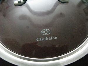 Calphalon Contemporary 3qt  pot glass LID New made in USA