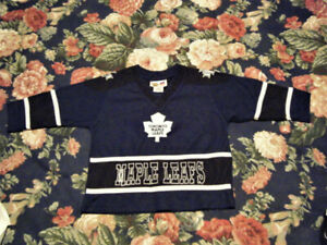 Toronto Maple Leafs Jersey & Booties