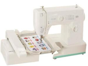 Embroidery Machine+software+more  #240022