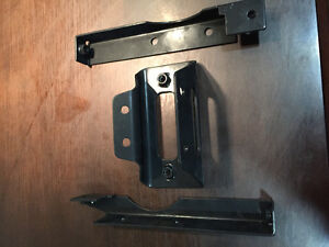New Winch Mounting Plate for Rzr 800