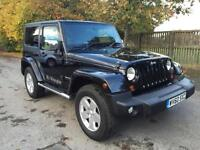 Jeep Wrangler 2.8 CRD auto Ultimate