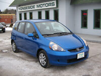 2007 Honda Fit Auto Clean $4350 CERT !!