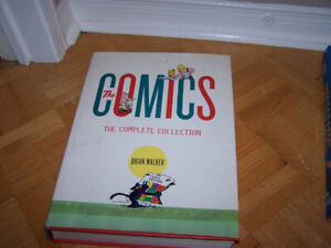 THE COMICS COMPLETE COLLECTION BRIAN WALKER 2008 HC DJ