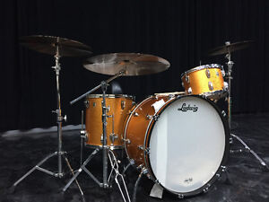 Ludwig Classic Maple Gold Sparkle