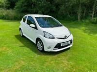 Toyota aygo move 1.0 white 3 door , warranty and delivery options available