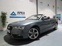 2012/61 Audi A5 Cabriolet 3.0 TDI + Technology Pack + Heated Seats + AMI