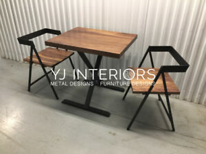 Custom Tables and Chairs, Cafe Shop/ Lounge / Restaurant / Bar