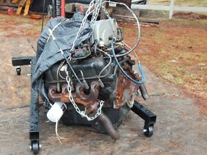 1992 Motor 5.0 LT, 302 complete - Phone (506)365-7105 $200 Firm
