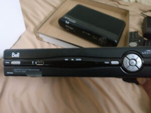 Bell Fibe Whole Home PVR Model VIP 2262