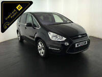 2013 FORD S-MAX TITANIUM TDCI DIESEL 7 SEATER SERVICE HISTORY FINANCE PX