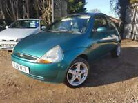 Ford Ka 1.3 Collection, Power Steering, E/Winds, Alloys, Air Con, Mot'd
