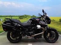 Moto Guzzi V12 1200 Sport ABS **Rare, Low mileage and Panniers!**