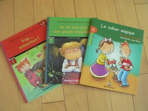 Livres pour différents niveaux - Bibliothèque rose et verte, etc Gatineau Ottawa / Gatineau Area image 1