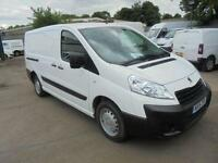 Peugeot Expert L2 1200 1.6 Hdi 90 H1 Van Sld DIESEL MANUAL WHITE (2015)