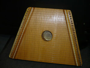Hand Crafted 25 String Harp