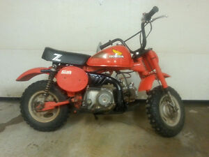 HONDA Z50R - WANTED